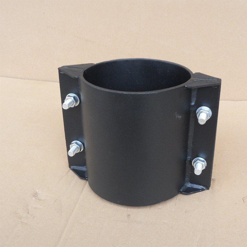 补漏卡箍钢塑补漏器材堵漏器哈夫节卡箍规格