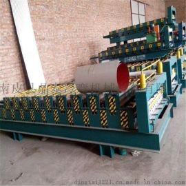 双层压瓦机设备 压制彩钢瓦成型机