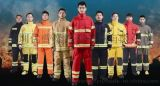 防护装备, 消防装备, 消防服, 消防战斗服, 消防员灭火防护服, 消防救援防护服, 优普泰消防服
