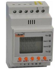 安科瑞ASJ10-**单相交流电压继电器