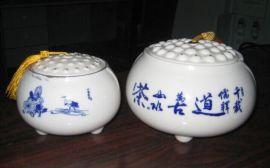 陶瓷罐子订做加工工厂 茶叶包装罐 陶瓷茶叶罐生产厂家