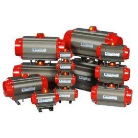 HP100系列气动执行器气缸和气动头
