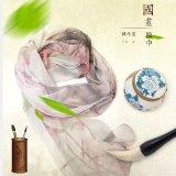 絲巾定製_絲巾定製的廠家_絲巾定製的價格_國蘊絲綢