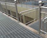 太原鋼格柵板大同平臺鋼格板忻州污水處理廠鋼格板