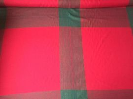 厂家供应全涤竹节仿麻色织布