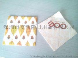 深圳市纸巾厂,广告纸巾厂家,盒抽logo餐巾纸定做厂家