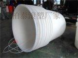 東營蔬菜醃制圓桶 食品級pe材質 圓形到蓋子的圓桶