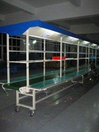 25米长PVC皮带生产线