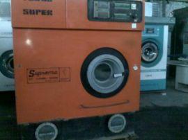 清远厂家转让二手洗水设备,5O公斤海狮洗脱机,二手三米双滚烫平机