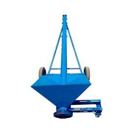 管式螺旋输送机粉煤灰渣螺旋提升机碳钢螺旋绞龙给料机