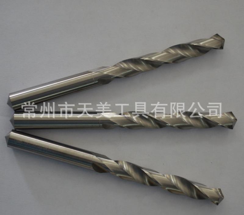 天美直销  钨钢钻头 硬质合金外冷钻 内冷钻 非标定制合金钻