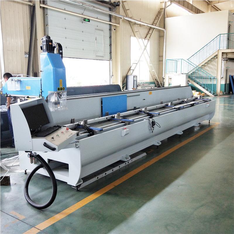 篷房铝型材加工中心工业铝型材加工设备