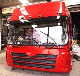 德龍F3000高頂駕駛室總成 F3000卡車車身配件價格 圖片 廠家