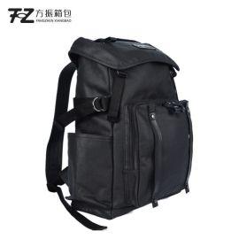 个性双肩包休闲背包户外箱包定制礼品包定做可定制logo上海方振