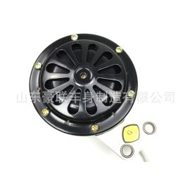 通用型解放J6PML 高音电喇叭总成 JH6扁平喇叭 图片 价格 厂家
