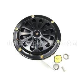 通用型解放J6PML 高音電喇叭總成 JH6扁平喇叭 圖片 價格 廠家