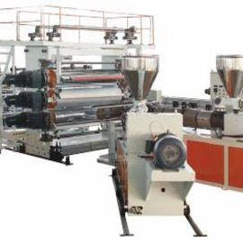 金韦尔PVC  发泡板生产线
