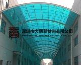龙岗pc雨棚板,龙岗pc遮阳板,龙岗pc耐力板,龙岗pc阳光板厂家直销