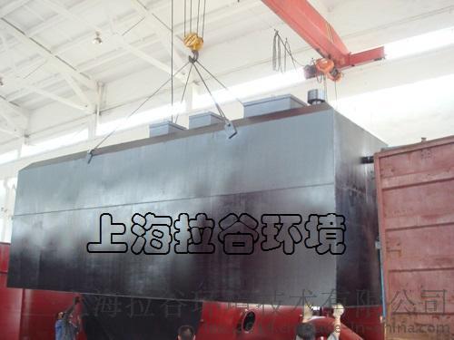 上海拉谷 LSHC10-200生活污水处理设备