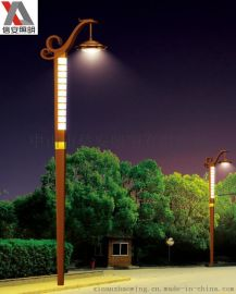 中山信安照明批发直销生产质优价廉高亮度LED庭院灯