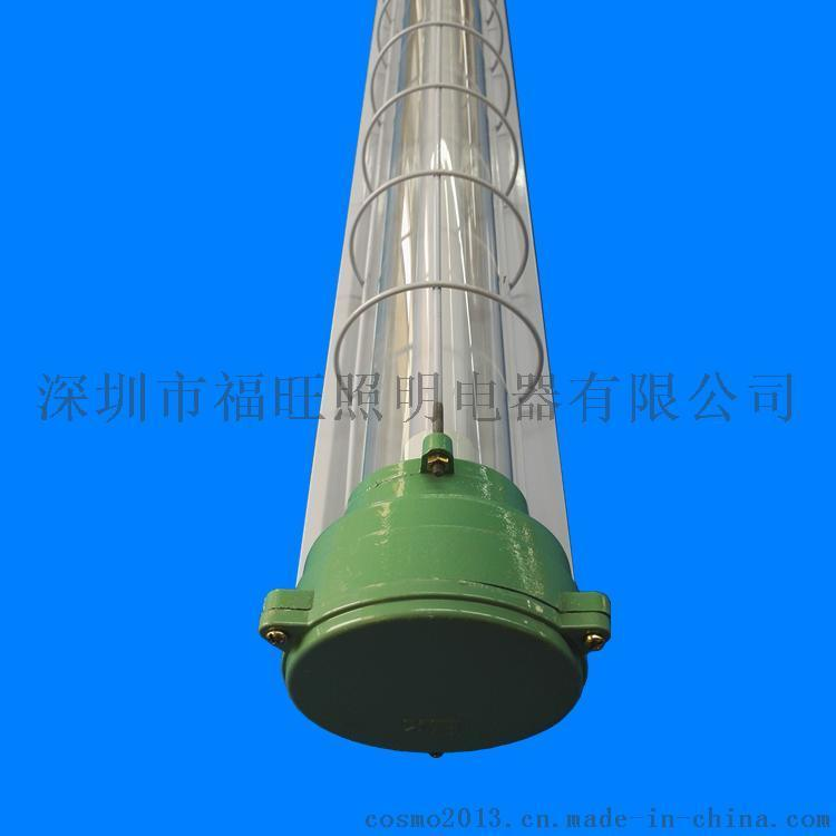 增安型防爆防腐灯古镇厂家现货供应双管单支40w20wLED防爆日光灯
