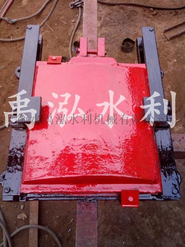 合肥机闸一体式铸铁闸门,合肥铸铁闸门