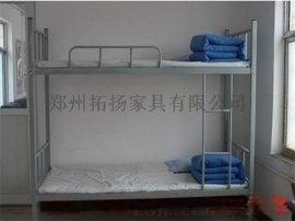 出售郑州钢制高低床_[定做】钢制双层学生床【厂家】