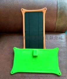 厂家直销高效太阳能板 户外太阳能板手机充电板 **便携带发电板