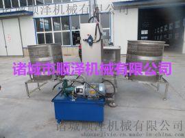 双液压压榨收汁机 水蜜桃压榨收汁机 水蜜桃榨汁机