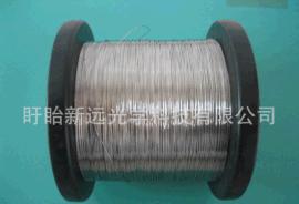 镍铬合金丝 合金丝 真空镀膜材料 镀膜材料 光学镀膜材料