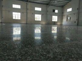 亳州市水磨石地面打磨拋光,亳州工廠地面起灰固化