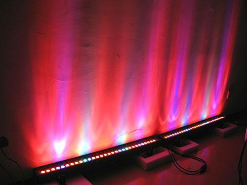 DMX512小功率洗牆燈線條燈