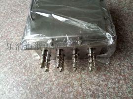 钢板焊接400*500*200防爆箱/不锈钢防爆箱