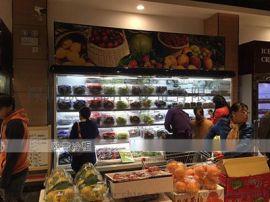湖北一般用什么品牌的立式水果保鲜柜好