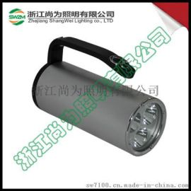 SW2300手提灯_尚为SW2300防爆固态探照灯