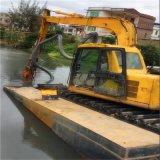 挖机挂载耐磨液压排沙泵
