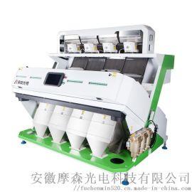 智能CCD四通道大米色选机