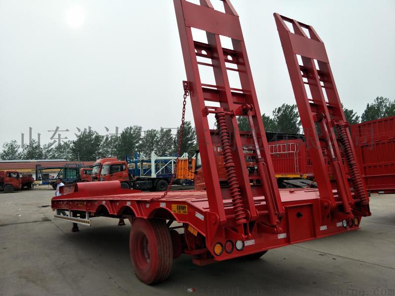 专业定做13米挖机板大件运输