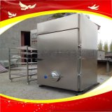 豬頭肉糖薰爐豬蹄燒雞煙燻爐大型煙燻爐烘烤上色一體機