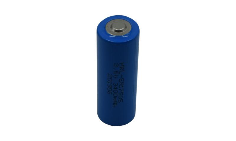 ER17505-3400mah3.6V鋰亞電池廠家