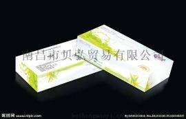 赣州纸巾厂专业定制盒抽纸广告盒抽纸免费设计3-5天出货