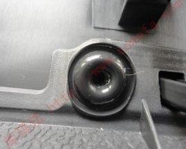 汽车塑料内饰件热熔铆点焊接机