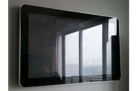 诚行天下42寸壁挂传媒日报液晶广告机|高清LED安卓证劵广告屏