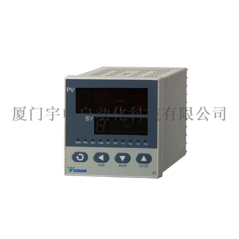 厦门宇电AI-808人工智能温控器/调节器/温控表/温控仪/数显表/变送器/二次仪表