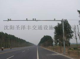 供应沈阳电 杆,交通信号灯杆,八棱监控杆厂家
