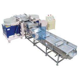全自动磁力研磨流水线 速度快 批量生产 宝桢研磨产销