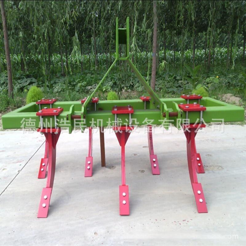 雙彈簧拉緊中耕機玉米豆類中耕鬆土機 高效耐用中耕機
