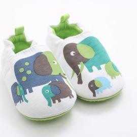春秋**卡通0-2岁婴儿学步鞋 家居早教宝宝鞋 厂家批发定做