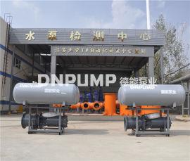 德能泵业QSZ浮筒式潜水泵质保