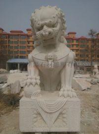 曲阳定制石雕狮子雕塑的厂家